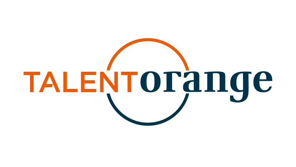 TalentOrange Logo nach Website Relaunch